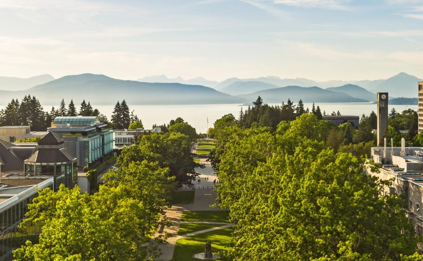 Work as a Postdoctoral Fellow at the University of BritishColumbia
